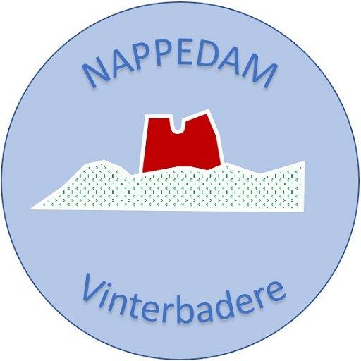 Nappedam Vinterbadere logo 512x512