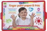 Finger Paint Tray