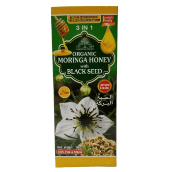 Moringa Honey With Black Seed