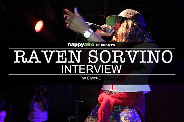 Raven Sorvino Interview