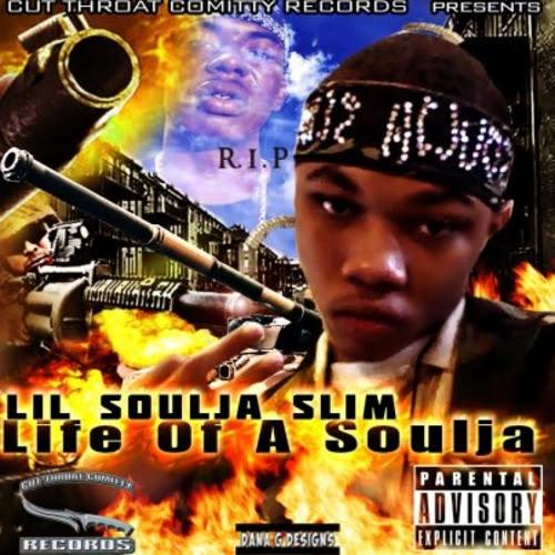 Soulja Slim's Son