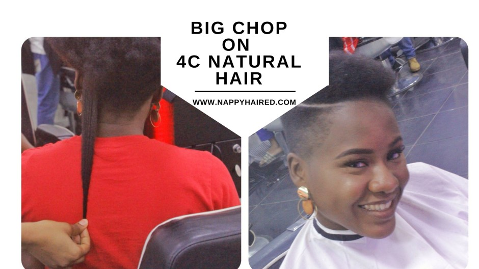 My Big Chop On 4c Natural Hair Answering Related Questions