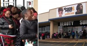 Grand opening of Roots Hair & Beauty in Nashville, TN