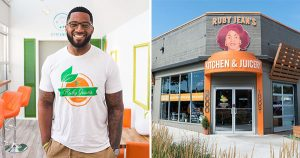 Chris Goode, owner and CEO of Ruby Jean's Juicery in Kansas City
