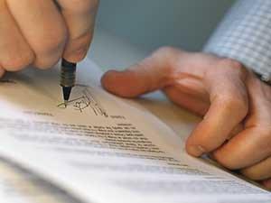 Как оформить запрос о наследстве или завещании в Нотариальную палату