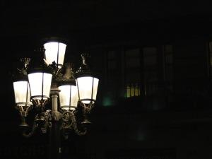 Кто отвечает за освещение придомовой территории