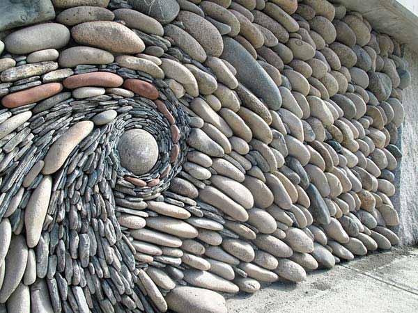 15 zidni mozaik od kamencica