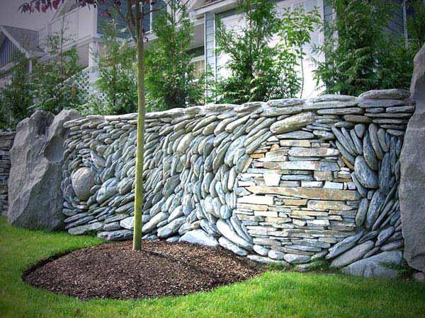 16 zidni mozaik od kamena