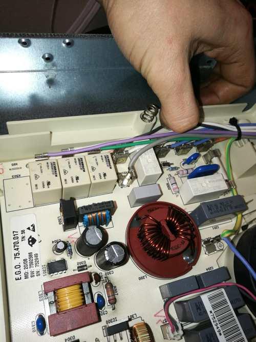 serwis-modulow-pralek-zmywarek-indukcji