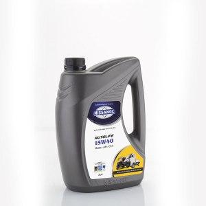 Nissanol Autolife – 15w40 (CF-4) – 3 Ltr