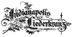Indianapolis Liederkranz Fall Men's Konzert und Tanz
