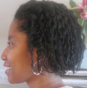 twist outs work relaxed hair
