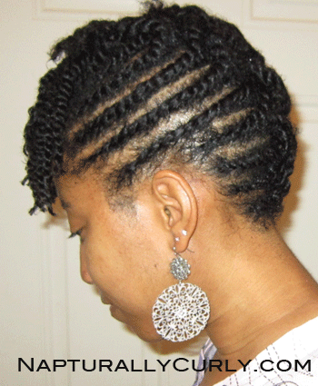 Natural Transitioning Hairstyle Gallery For Ideas And Styling