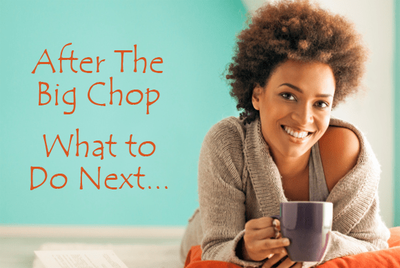 How To Style And Moisturize Your Twa After The Big Chop