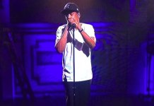 Jay-Z performs on Saturday Night Live