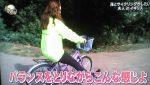 世界の果てまでイッテQ!デヴィ夫人自転車に挑戦とイッタっきりっ?