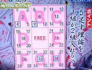 宝くじビンゴ5攻略法