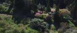 ポツンと一軒家を振り返る 島根県のわたなべ家 お墓から矢滝城跡が