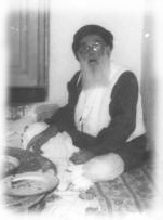 Grandshaykh Abdullah  ad-Daghestani at over age 85.