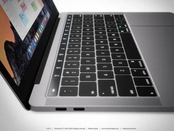 新型MacBook Proついに発表!