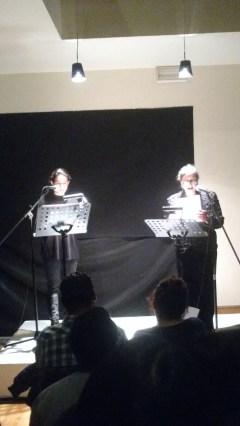 Je t'aime, yo tampoco. Noche de la Poesía Francófona, IFAL, Casa de Francia