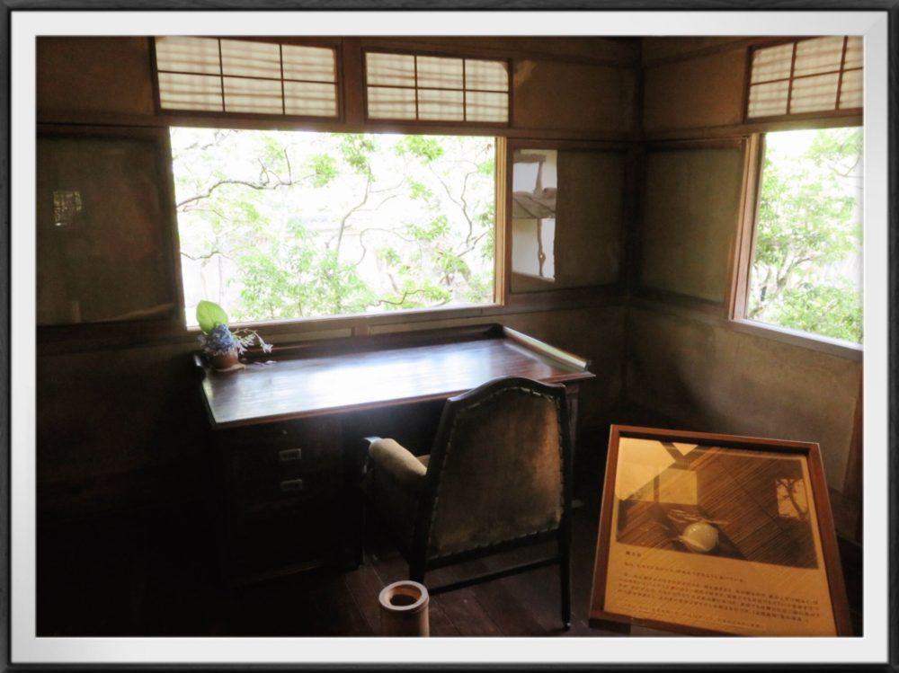 奈良町に残る志賀直哉旧居