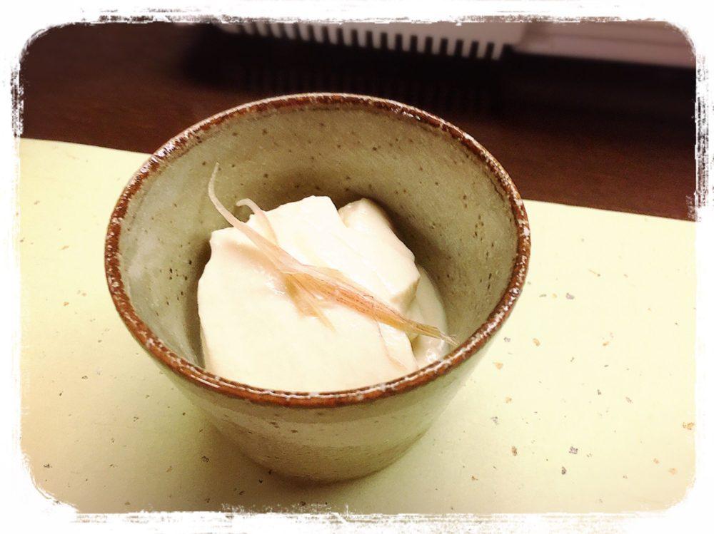 ならまちでディナー 奈良町豆腐庵こんどう豆腐