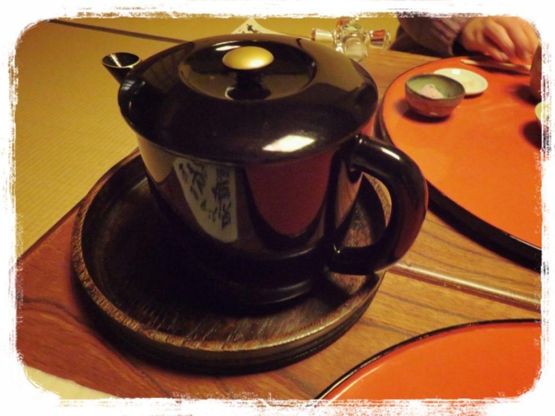 奈良町玄蕎麦湯