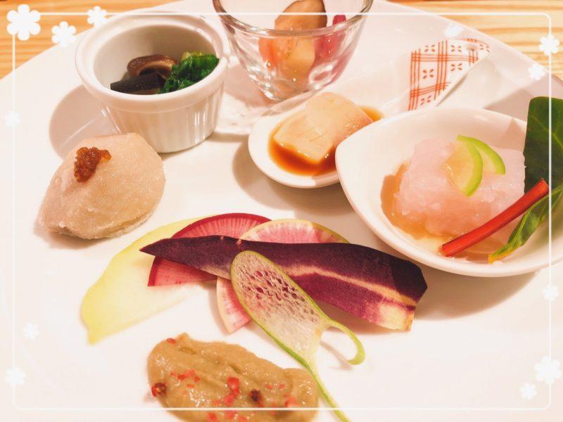 コトコト ディナーコース前菜2