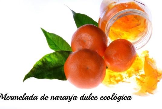 Mermelada de naranja dulce casera