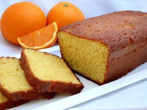 Bizcocho-Naranja
