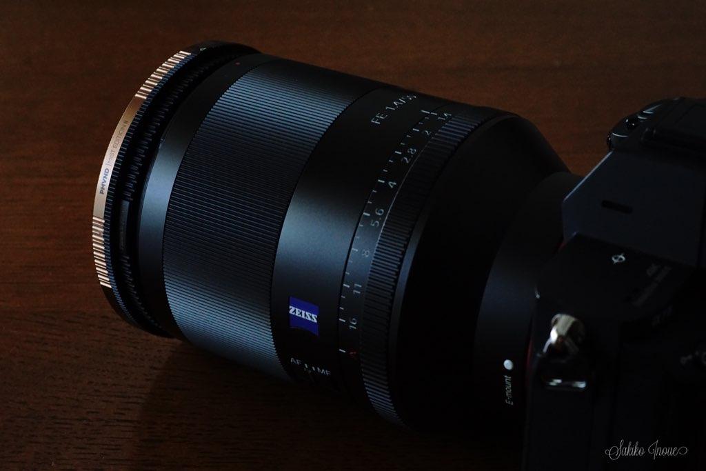 SONY Planar T* FE 50mm F1.4 ZA(SEL50F14Z)