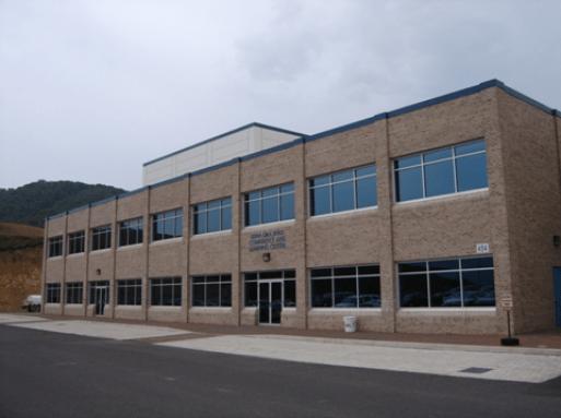 Rocket Center office 1