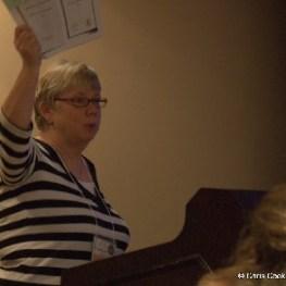 Session C-14 Panelist, Constance Potter