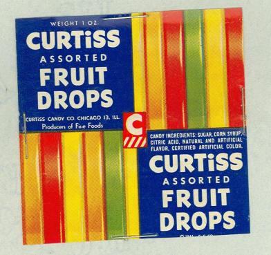 Curtiss Candy 1947