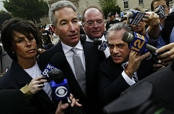 McGreevey Donor In Court For Having Witness Seduced
