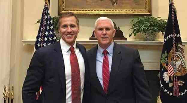 "Exposed: Vice President Mike Pence was installed by a Russian operative and has deep ties to ""dark money""."
