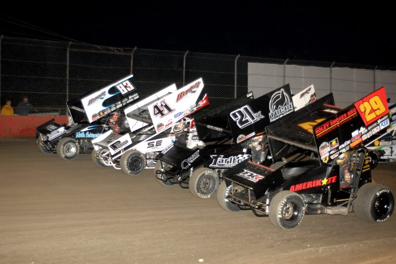 About – King of the West NARC Sprints