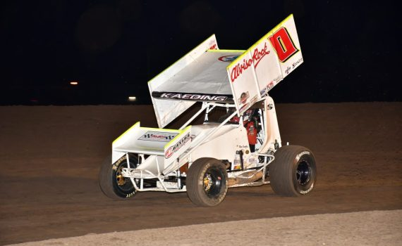 410 Winged Sprint Cars – King of the West NARC Sprints