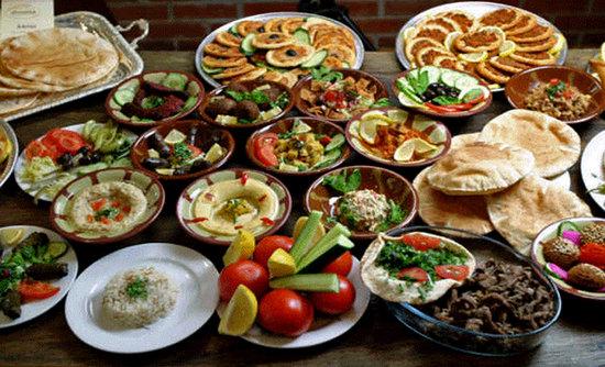 Libano   La cucina araba