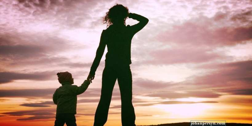Reflections on the pressure of Single Parents in the news.