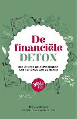 cover van boek de financiële detox