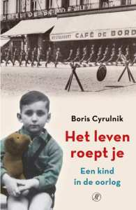 foto cover boek Het leven roept