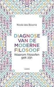 reduceren tot een diagnose, diagnose van de moderne filosoof cover boek
