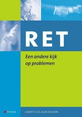 foto cover boek rationeel emotieve therapie