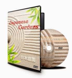 foto cover DVD Japanse tuinen