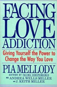 cover boek codependentie Facing Love Addiction