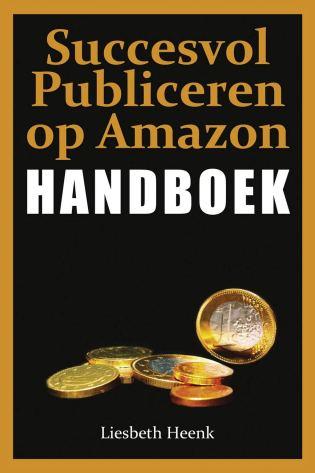 cover handboek succesvol publiceren op amazon