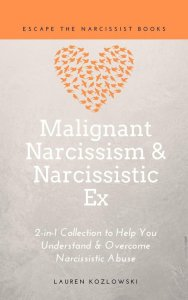 cover book maignant narcissism