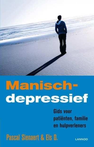 foto cover van boek Manisch-depressief gids voor patiënten, familie en hulpverleners